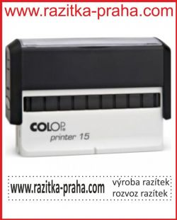 Razítko Colop Printer 15